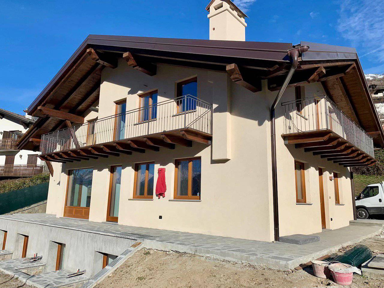 Appartamento in villa, Quart – Aosta villa B alloggio 1